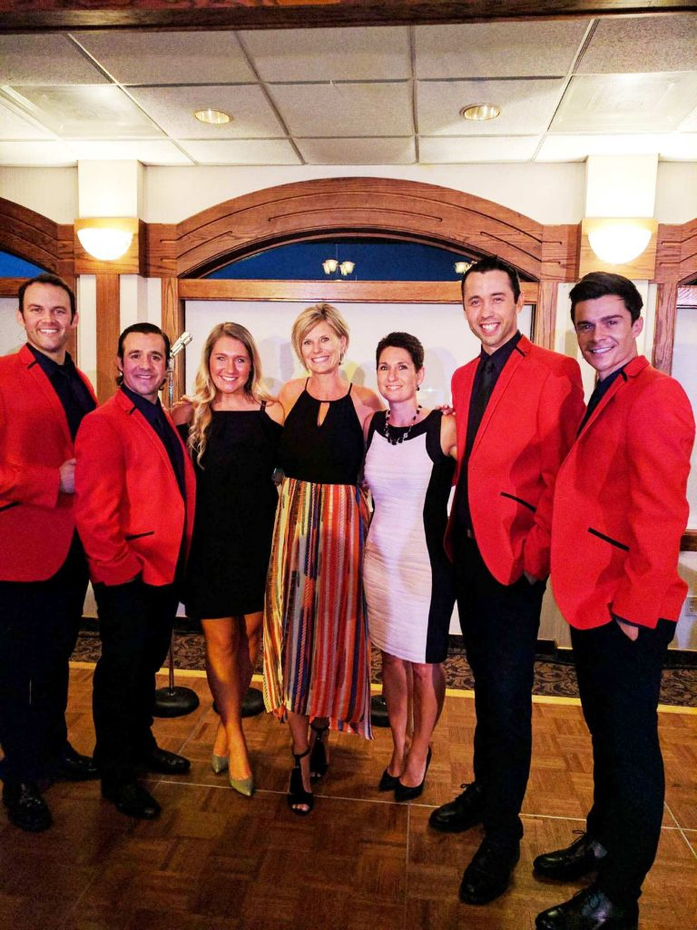 Jersey Boys 'Oh What A Night' Tribute to Frankie Vallie and The Four Seasons